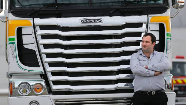 Hilton Haulage bulk and agriculture divisional manager Scott McAuley says there is still a truck driver shortage in ...