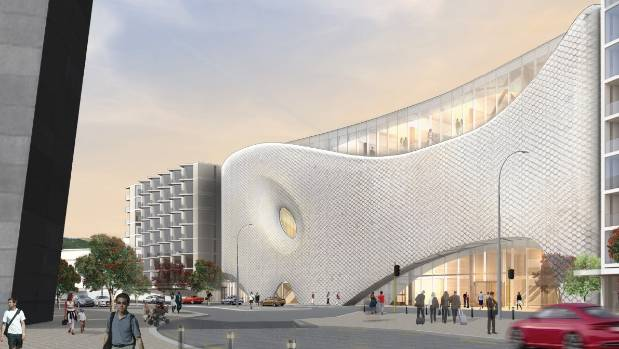 While funding for a movie museum and convention centre was approved more than a year ago, the film moguls who will run ...