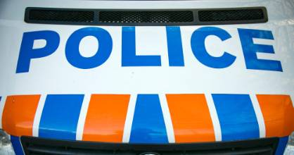 Police had to free a person trapped under a vehicle in rural Northland.