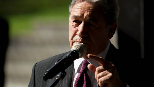 Winston Peters has admitted he was overpaid the pension. But who leaked that information?