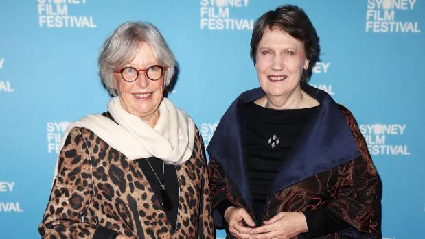 Gaylene Preston and Helen Clark at My Year With Helen's world premiere in Sydney this year. The film received a 4-minute ...