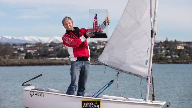 Timaru Yacht and Power Boat Club commodore Hayden Brown is preparing for the America's Cup, and members of Emirates ...