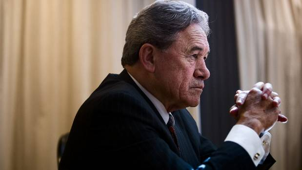 NZ First leader Winston Peters has his own lawyers investigating the source of the leaks, but says his personal views ...