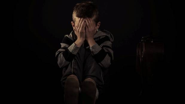 Up to 80 per cent of Christchurch 5-year-olds are showing post-traumatic stress disorder symptoms, research shows.