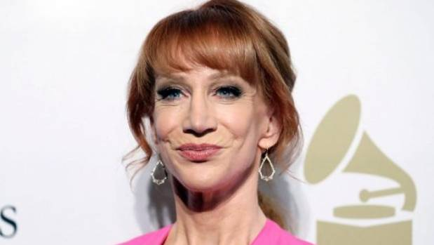 Kathy Griffin Announces First US Shows Since Controversial Trump Photo