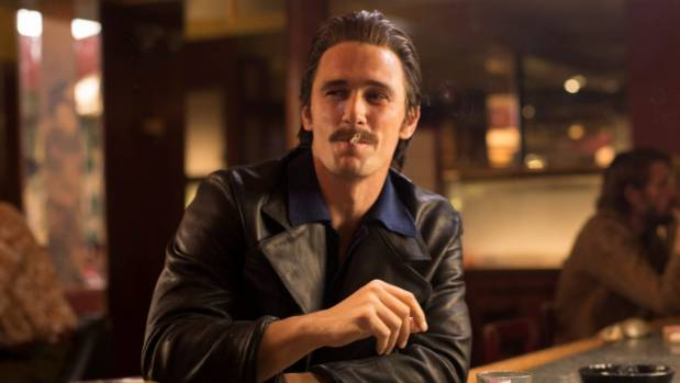 James Franco plays twins Vincent and Frankie Martino in The Deuce.