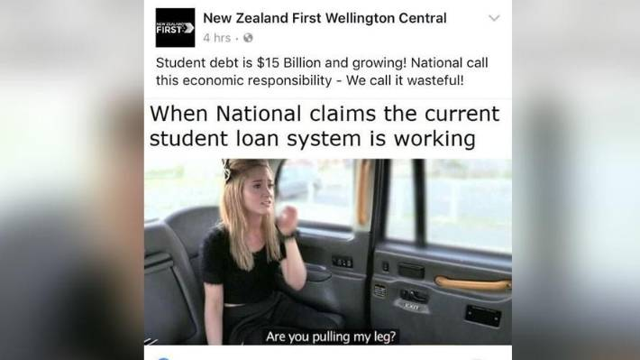 New Zealand First Used An Image From An Infamous Porn Series