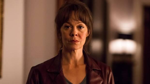 Helen McCrory plays lawyer Emma Banville in Fearless.