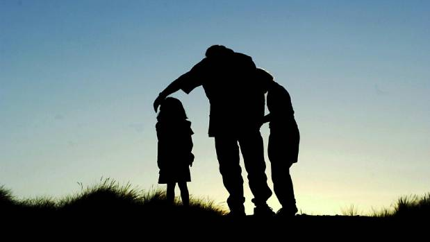 A Blenheim father has spoken out about his heartbreak of only seeing his children every other weekend. (File photo)