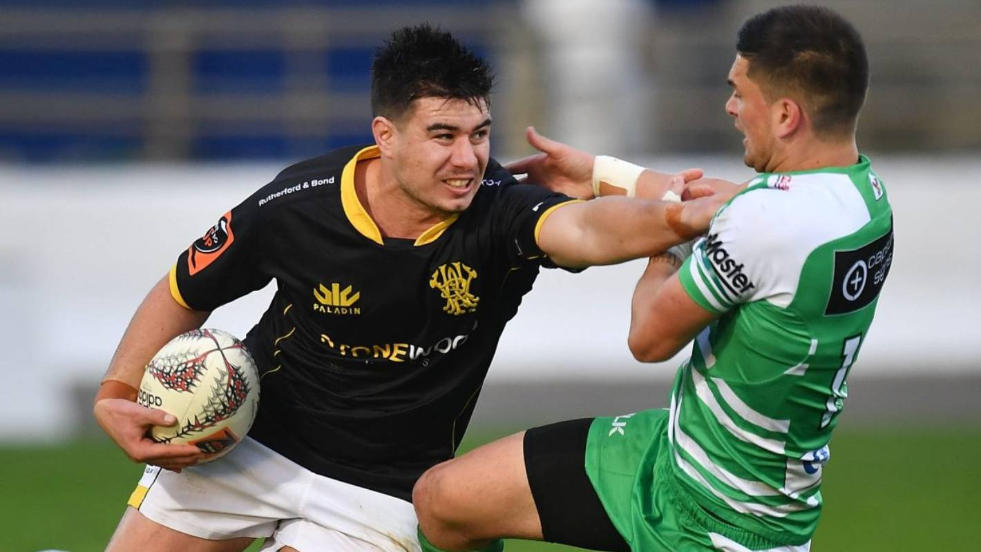 Jackson Garden-Bachop signs two-year Super Rugby deal with Hurricanes