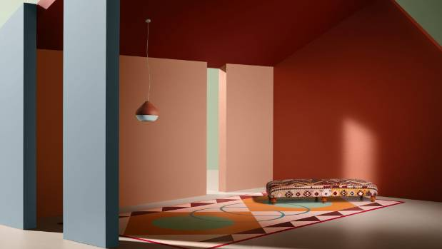 Highlights from Dulux's 2018 colour forecast
