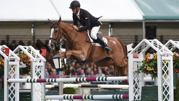 Todd's tilt for No.6: Sir Mark takes Burghley Horse Trials lead