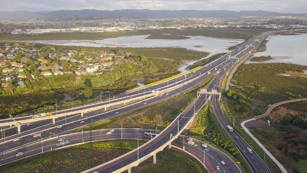 The Great North Rd interchange heading west along the VSL causeway should be 100kmh, Graham Wakefield says.
