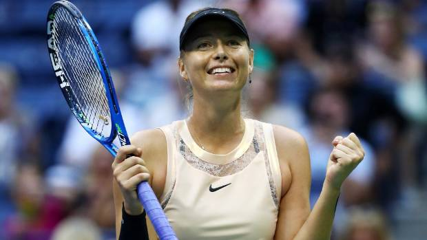 Wozniacki: Sharapova does not deserve to play on show courts