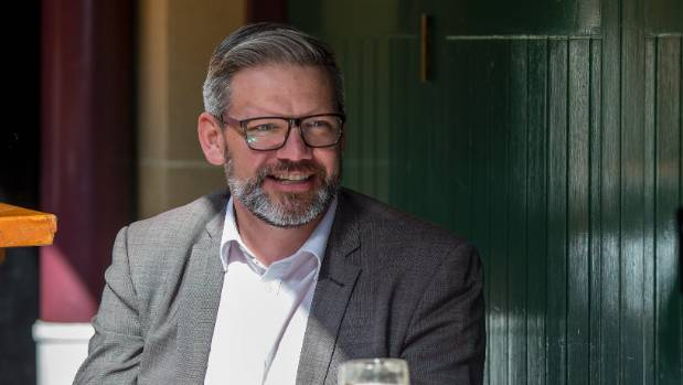 Palmerston North's Labour MP and candidate Iain Lees-Galloway is hoping for a fourth term in parliament.