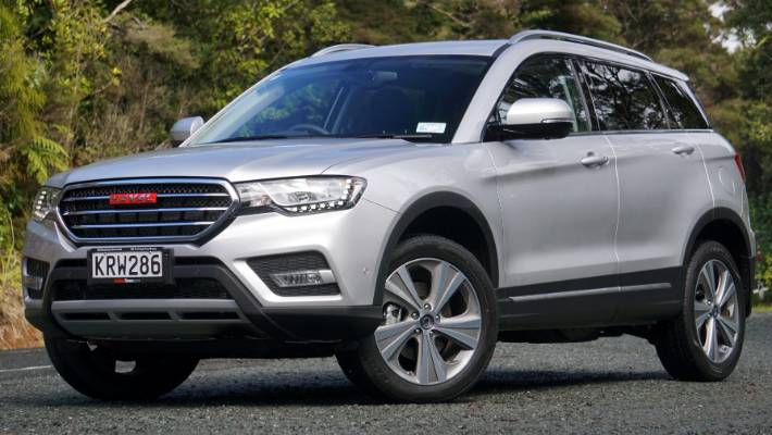 China S Upscale Suv Brand Haval Now A Challenger In New Zealand