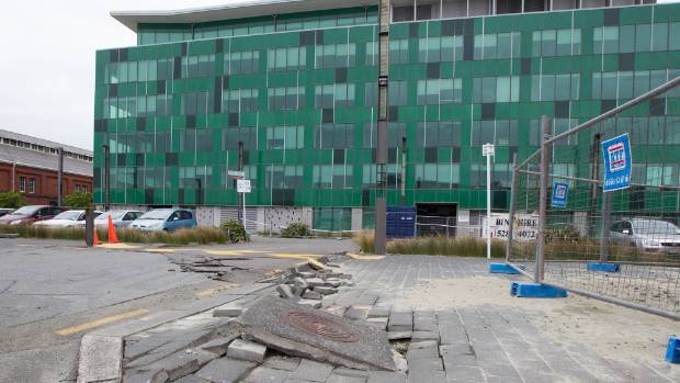 On Tuesday, insurers agreed Statistics House should be demolished, as the Kaikōura earthquake caused the partial ...