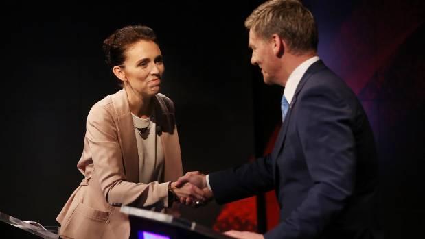 Part-time DJ Jacinda Ardern set to seize power in New Zealand