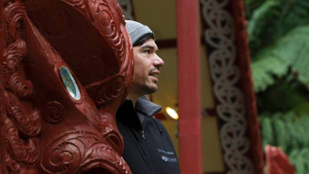Vini Olsen-Reeder is the first student to complete a PhD in te reo Māori at Victoria University.