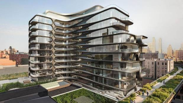 520 West 28th Is Zaha Hadidu0027s First New York City Project And Was Also One  Of