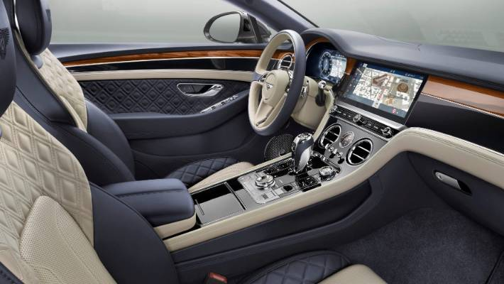 Bentley Reveals Restyled Continental Gt Luxury Coupe Stuff Co Nz