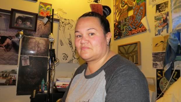 Traditional Maori tattoo artist Chris Harvey has been practicing ta moko art for 20 years.