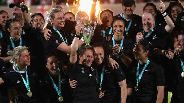The Black Ferns' World Cup victory showed the skill and athleticism of female players was the equal of their male ...