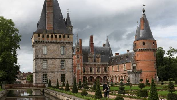 The Chateau de Maintenon, home of the second wife of Louis XIV, just 20 minutes from where I live.