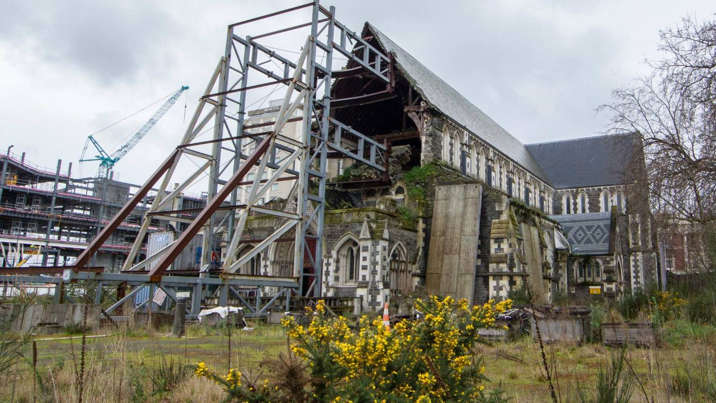 Christchurch New Zealand News: Synod Members May Be Leaning Toward Cathedral Restoration