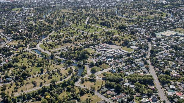 Nearly 7000 households were cleared off Christchurch's residential red zone.