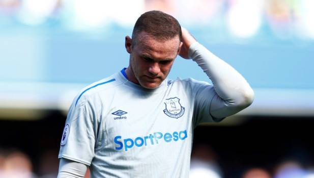 Wayne Rooney rules out England return for 2018 World Cup
