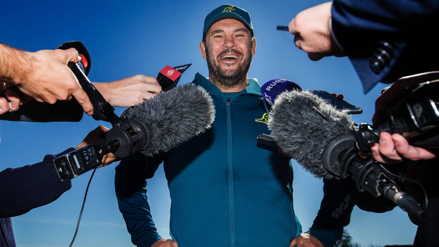 Transformer Michael Cheika, the fallen may be back after getting lost in 2016