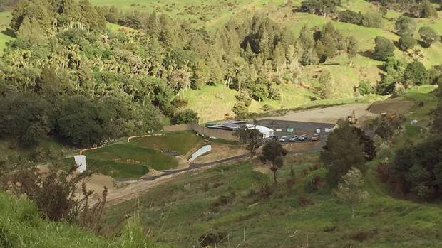 With a stream running directly behind ranges residents have concerns over lead leaching into groundwater from the ...