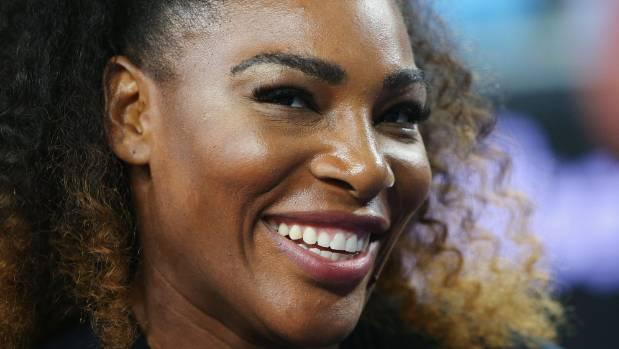 Serena Williams has become a mum.