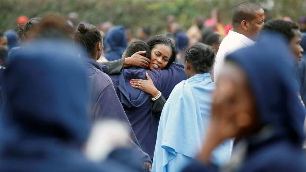 The school has nearly 1200 students, 10 of whom were injured in the blaze. Kenya is no stranger to deadly school fires.
