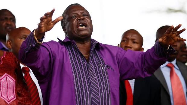Francis Atwoli, secretary general of the Central Organisation of Trade Unions in Kenya, wants President Uhuru Kenyatta ...