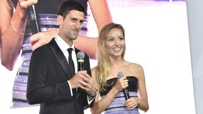 Tennis Babies At The Double As Novak Djokovic Joins New Mum Serena Williams With Second Child Stuff Co Nz