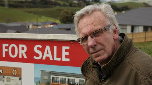 Bryan Bruce bought a house in the 1970s for just $26,000 – twice his teacher's salary back then. The maths works out ...
