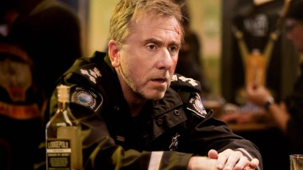 Tim Roth in the new British import Tin Star.
