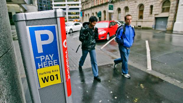 CBD stores are divided over the decision of the Wellington City Council to introduce tariffs for weekend parking places.