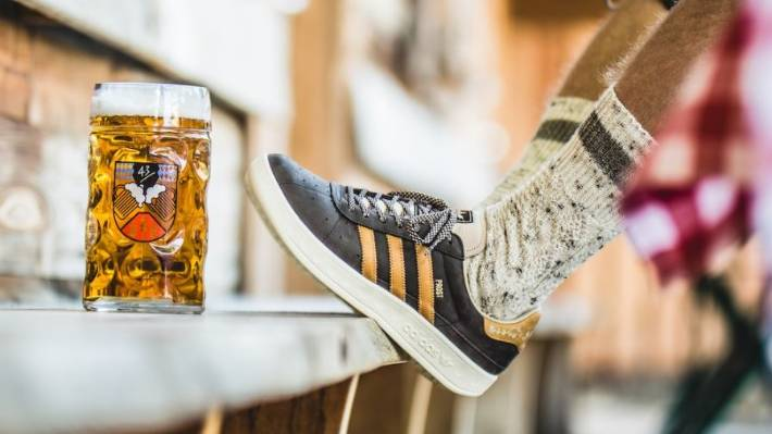 470190b42273 Adidas makes spew and beer-repellent sneakers for Oktoberfest ...