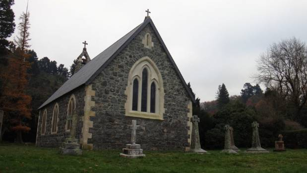 It took seven years but finally the Church of the Holy Innocents at Mt Peel has been restored after being earthquake ...