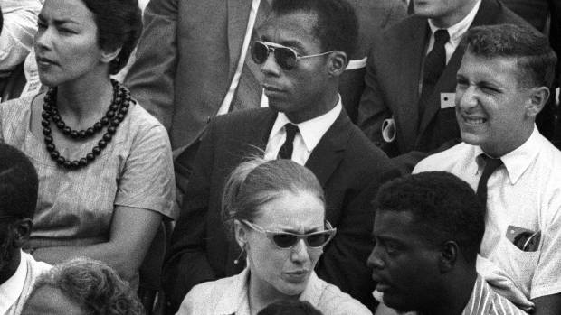 Author James Baldwin's brilliant social critique and eye-opening analysis underlines I Am Not Your Negro.