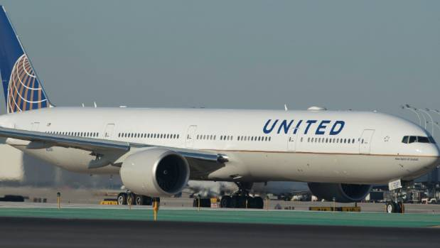 A United Airlines plane had to be diverted after a bomb threat onboard.