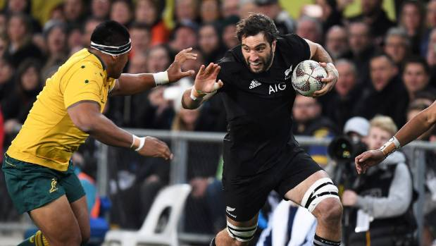 All Blacks prop Owen Franks to miss rest of season