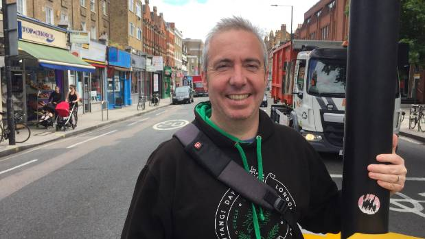 Clint Heine has helped thousands of Kiwis, and the odd Australian, find flats and jobs in London through his Facebook page.