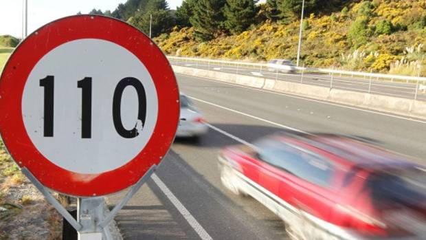 A 110kmh speed limit is coming for some roads before the end of 2017.