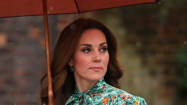Kate is known to suffer from the harrowing condition hyperemesis gravidarum that had her hospitalised while carrying her ...