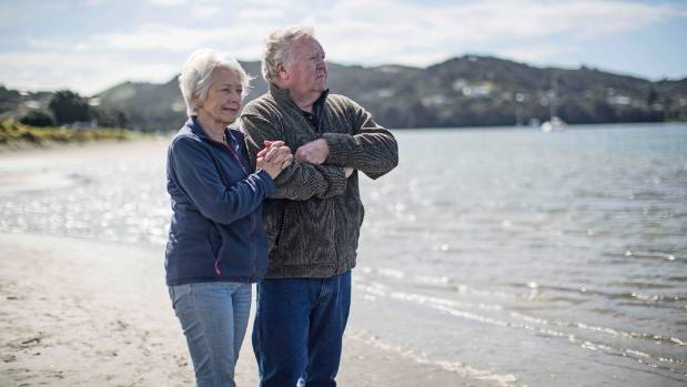 Bruce and Heather Rogan say five years spent campaigning against the rate rises has stolen years of their retirement.