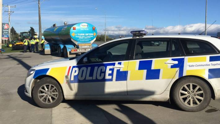 Cyclist hit by truck at Masterton intersection labelled a